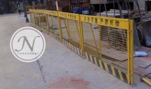 临时护栏使用图 (2)