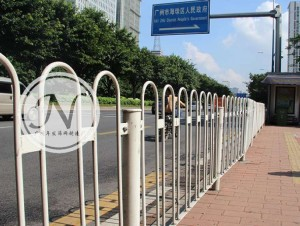 京式护栏实物图