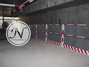 地铁施工基坑护栏围网使用图 (2)
