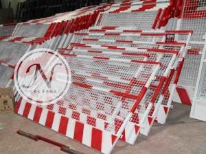 地铁施工基坑护栏围网生产图 (3)