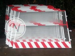 地铁施工基坑护栏围网生产图 (5)