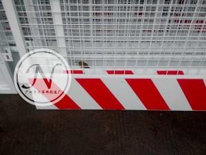 地铁施工基坑护栏围网细节图 (3)