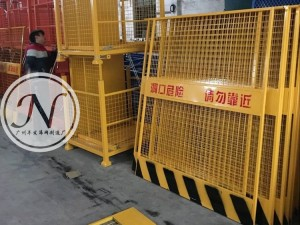 电梯井防护门 (17)