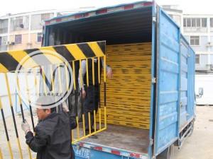 竖管组装式基坑临边防护栏 (1)