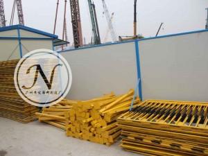 竖管组装式基坑临边防护栏 (4)
