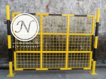 框架隔离护栏020-89000845 (14)