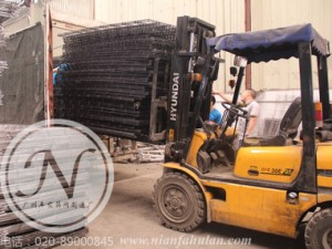 碰焊网装车 (3)
