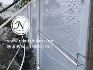 珠海围挡 冲孔板护栏 施工防护栏 工地围栏 广州年发筛网厂家供应 (197)