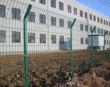 广州护栏网厂家现货批发双边丝护栏