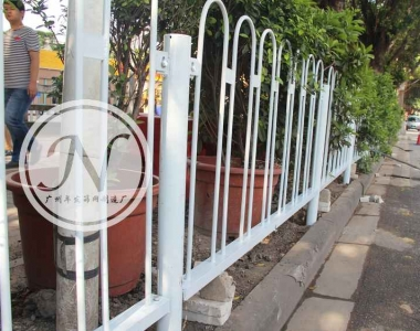白色烤漆京式护栏