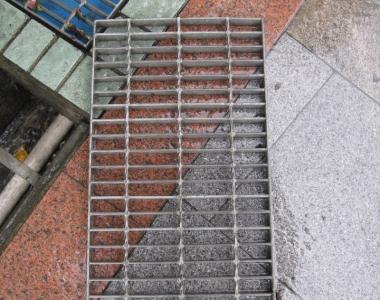 耐腐蚀,扁钢,后热镀锌钢格板,水沟盖板