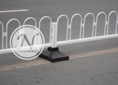 M型马路隔离栏杆