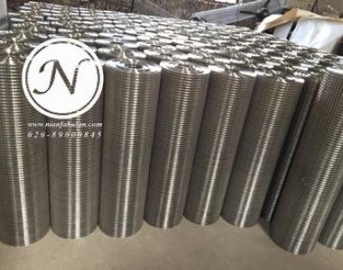 国标304不锈钢电焊网